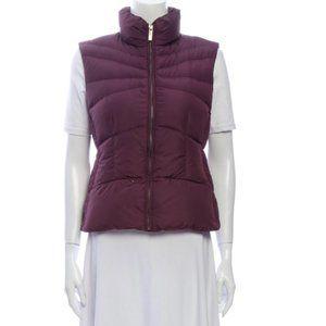 ADD Purple Down Puffer Vest Size 2